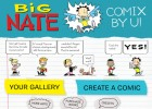 Big Nate: Comix By U! HD for iPad on the iTunes App Store | Recurso educativo 70368