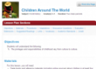 Children around the world | Recurso educativo 70497