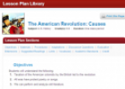 The American Revolution: Causes | Recurso educativo 70517