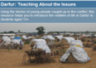 Darfur: Teaching about the issues | Recurso educativo 76020