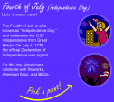Fourth of July | Recurso educativo 76717