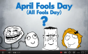 Video: The history of April Fools day | Recurso educativo 78829