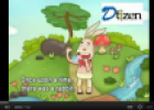 Story: The rabbit and the tortoise | Recurso educativo 79786