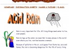 Acid rain | Recurso educativo 90238