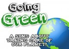 GOING GREEN! (Earth Day song for kids about the 3 R's- Reduce, Reuse, and | Recurso educativo 116071