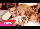Ejercicio de inglés con la canción All I Want For Christmas Is You de Justin Bieber & Mariah Carey | Recurso educativo 124823