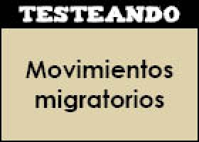 Movimientos migratorios | Recurso educativo 49141