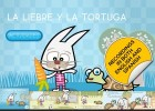 La liebre y la tortuga / The tortoise and the hare | Recurso educativo 402849