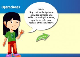 Tablas con multiplicaciones | Recurso educativo 680107
