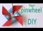 Learn how to make a paper windmill. | Recurso educativo 727435