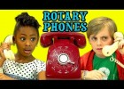 Kids React dial phone | Recurso educativo 686601