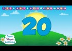 Count And Move (HD) | Super Simple Songs | Recurso educativo 765489