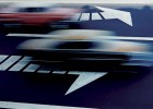 Photograph of cars in movement. | Recurso educativo 770569