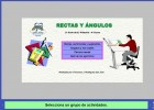 Rectes i angles | Recurso educativo 775567